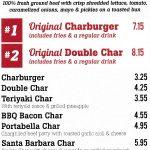 the habit menu