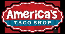 americas taco shop logo