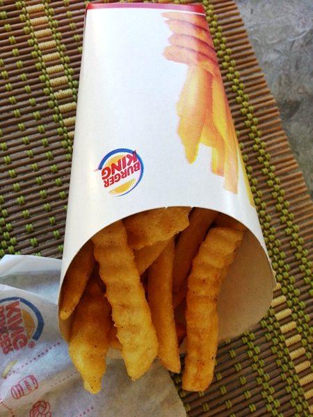 burger king satisfries