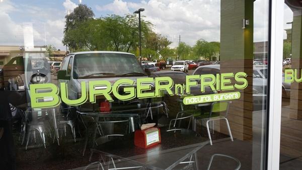 burger n fries