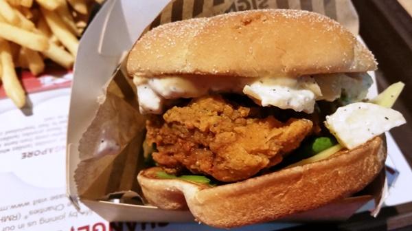 mcdonalds singapore spicy chicken