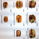 mcdonalds amsterdam menu