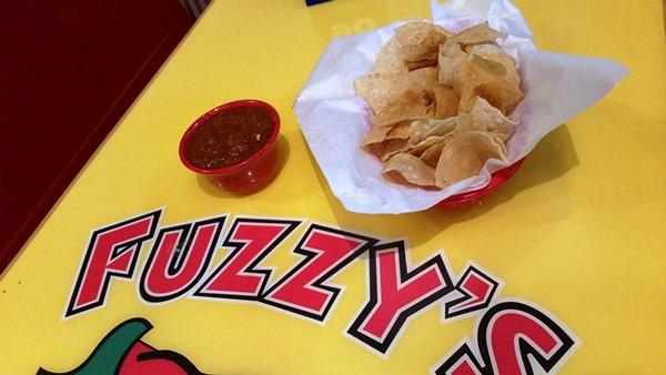 fuzzys taco shop