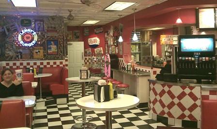 lenny's burger restaurant mesa