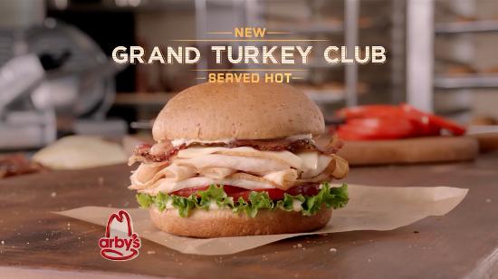 arbys grand turkey club