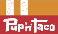 pup n taco logo