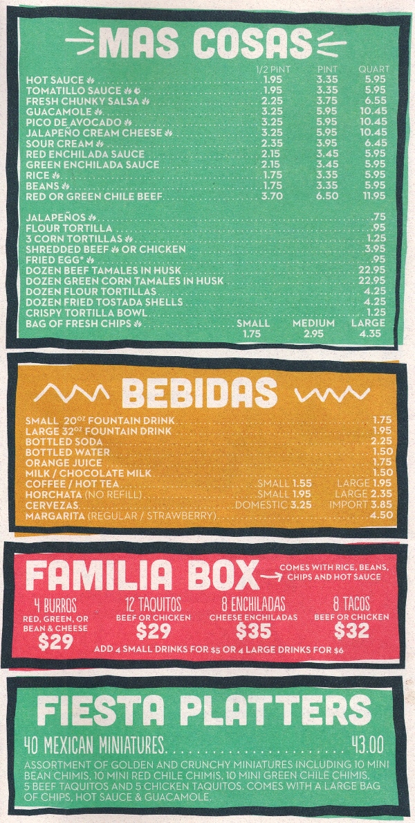 someburros menu