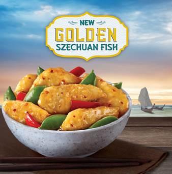 panda express golden fish