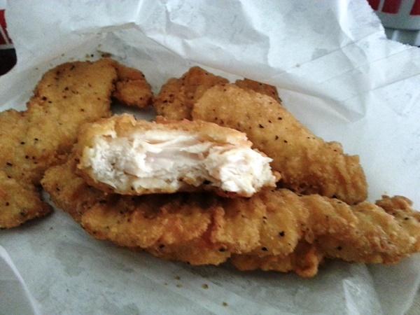 freddys chicken tenders