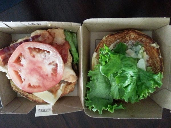 mcdonalds chicken bacon clubhouse