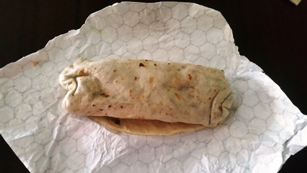 del taco epic chicken avocado burrito